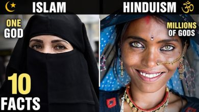 10 Surprising Differences Between ISLAM and HINDUISM