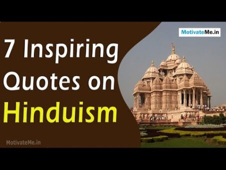 7 Inspiring Quotes on Hinduism