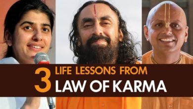 Bhagavad Gita Law of Karma explained! 3 Life Lessons from Law of Karma