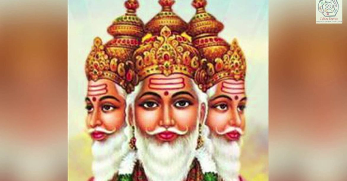 Brahma – The God of Creation | Culture Express