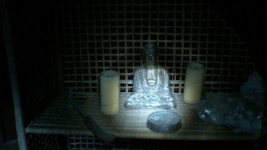 Exploring an Abandoned Hindu Shrine