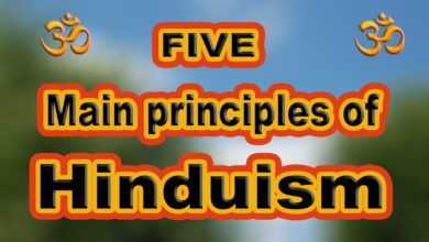 Five Principles of Hinduism