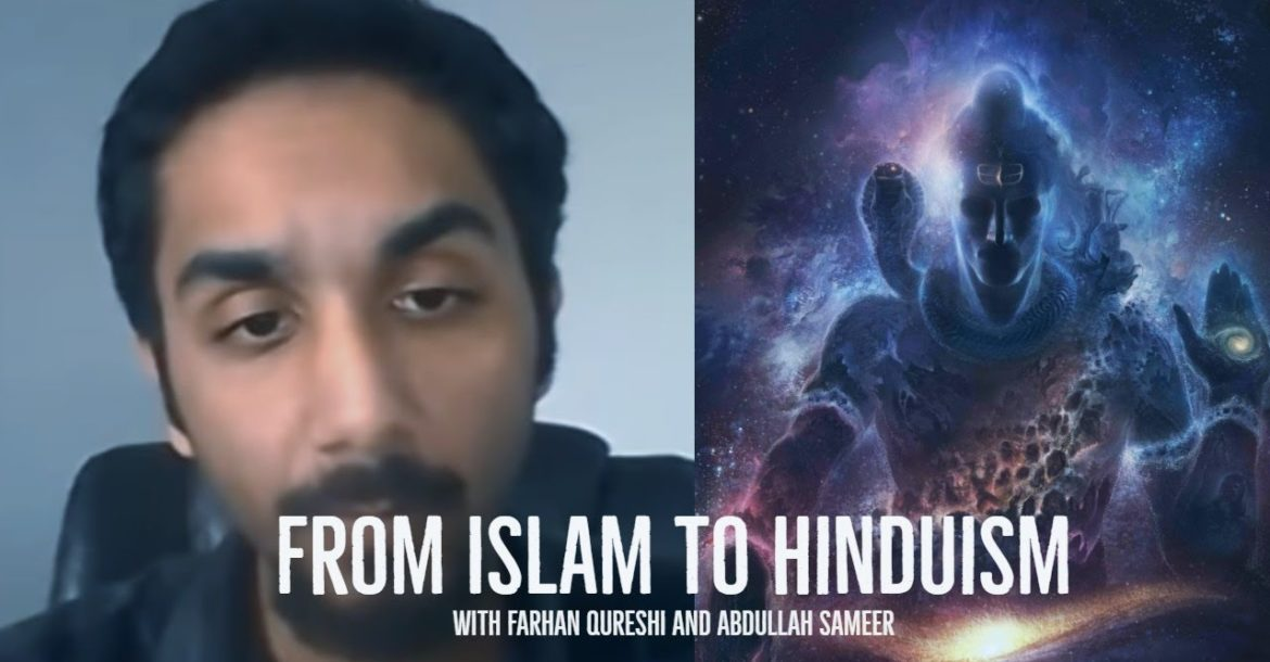 From Islam to Hinduism