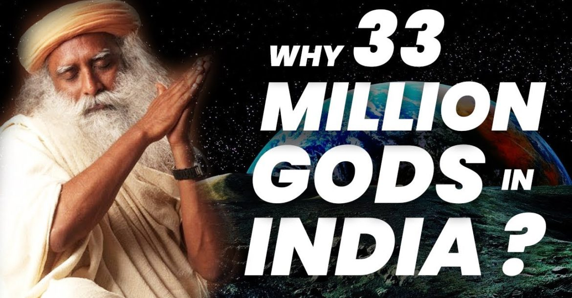 Gods | Gods in India | Rama & Sita | All Hindu Gods and Goddesses | Sadhguru | Adiyogi