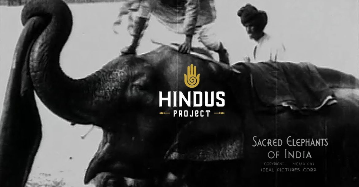 HINDUS PROJECT ® Sacred Elephant