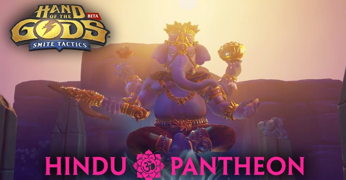 Hand of the Gods - Pantheon Reveal - Hindu