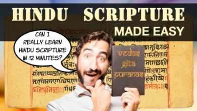 Hindu Scripture Made Easy
