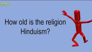 How Old Is The Religion Hinduism?