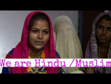 India: Community practices Islam and Hinduism both