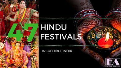 India - Land of  fete - List Of All Hindu Festivals