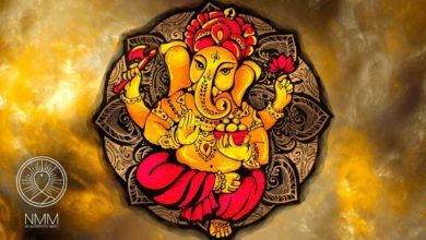"""Indian Background Flute Music: """"Lord Ganesha"""" Meditation Music 