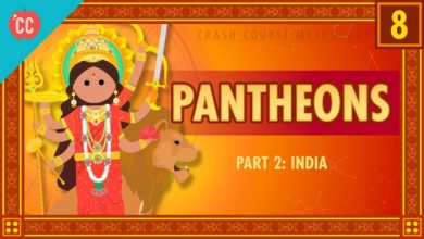 Indian Pantheons: Crash Course World Mythology #8