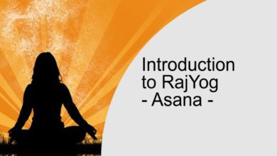 Introduction to RajYog -  Asana | Jay Lakhani | Hindu Academy