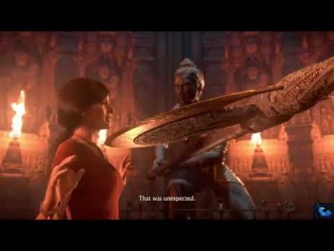 LORD SHIVA IN UNCHARTED THE LOST LEGACY EVERY HINDU SHOULD PLAY THIS GAME AND EXPERIENCE THIS