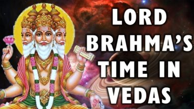 Lord Brahma's Day  - Time in Vedas