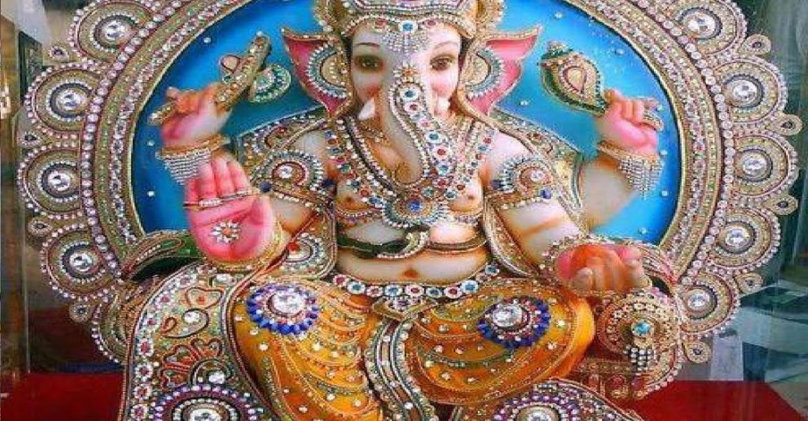 Most Unique, rare and unseen Pictures, images of Lord Ganesha