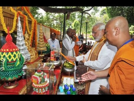 PM Narendra Modi | Over Hindu Philosophy | Beneficiaries Of Advent And Teachings Of Lord Buddha