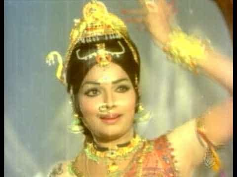 Parvati Dances for Shiva