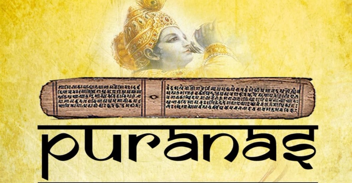 Religious Texts of India - An Introduction to the Puranas   Culture Express