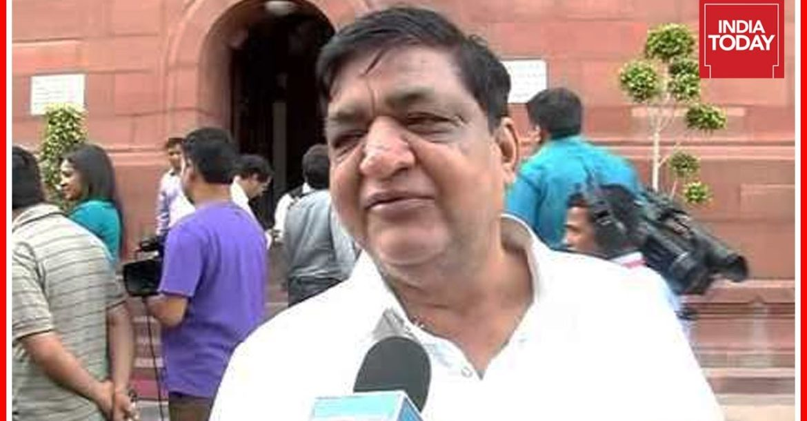 SP Leader Insults Hindu Gods