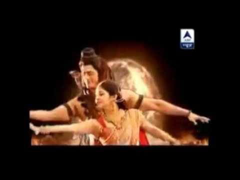 Shiv-Parvati's tandav