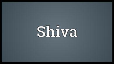 Shiva Meaning