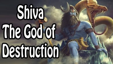 Shiva: The God of Destruction (Hindu Mythology/Religion Explained)