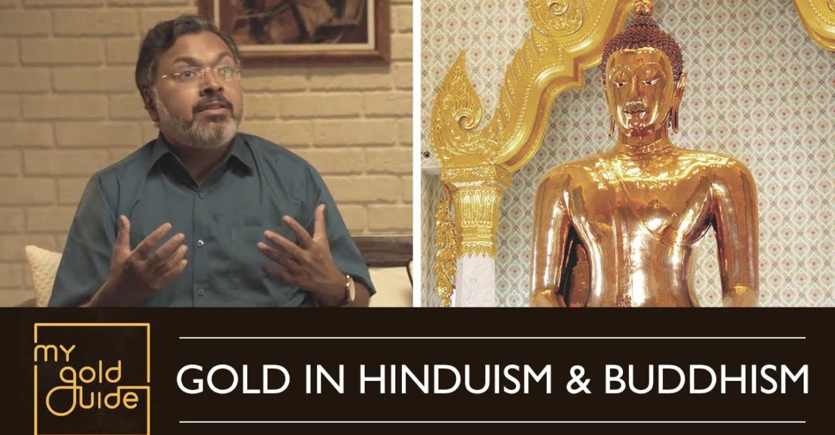 #SpeakingOfGold with Devdutt Pattanaik – What is the significance of gold in Hindu & Buddhist Texts?