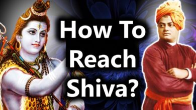 Swami Vivekananda on How To Reach Lord Shiva ?