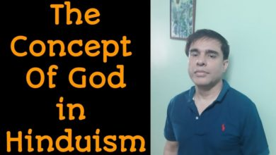 The concept of God (in Hinduism)