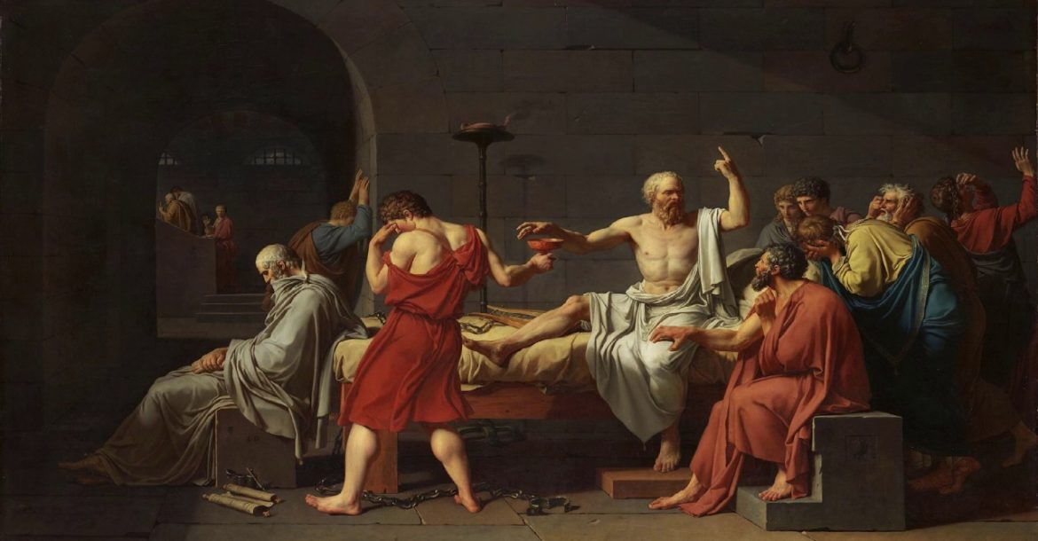 Unifying faiths, The faith of Socrates (Dharmic) - Vedantic Hinduism, Buddhism and Greek philosophy
