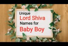 Unique Lord Shiva names for baby boy| Lord Shiva names for Indian baby #babyboyname #lordshiva #shiv
