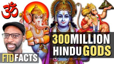 Why Do Hindus Have So Many Gods?
