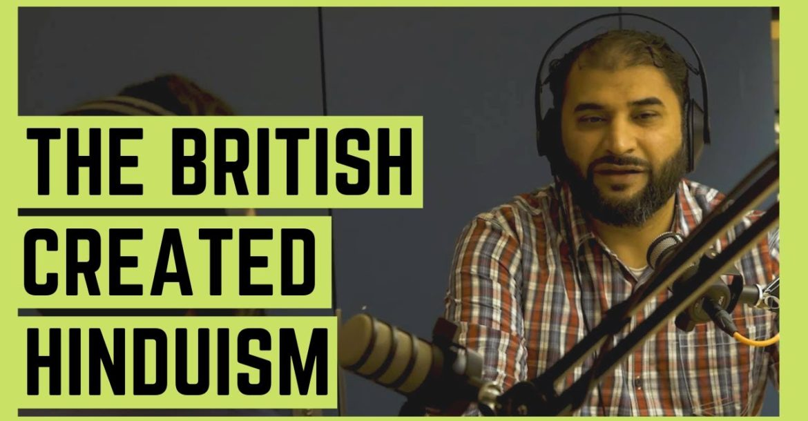 """Hinduism was created by the British"" - Understanding #Kashmir [Teaser]"