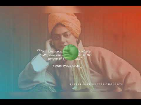 20 Inspirational Quotes Of Swami Vivekanada