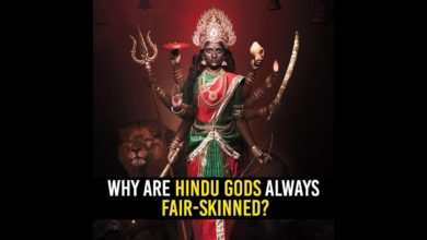 'Dark is Divine': Why are Hindu Gods always fair-skinned?
