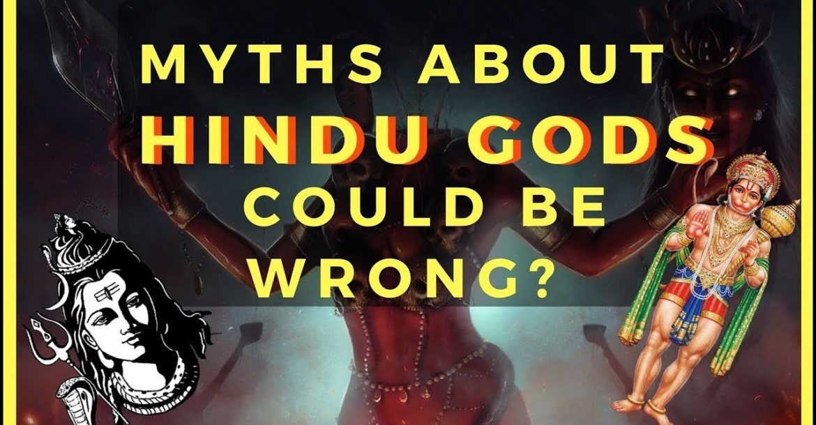 5 WRONG MYTHS IN HINDUISM (Myths About HINDU GODS Could Be Wrong? )
