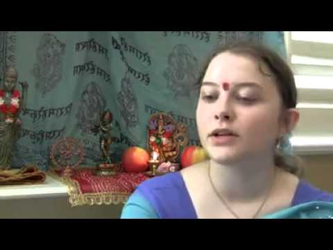 Catholic Sister Converted To Hinduism