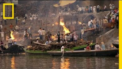 Death Along the Ganges River | The Story of God