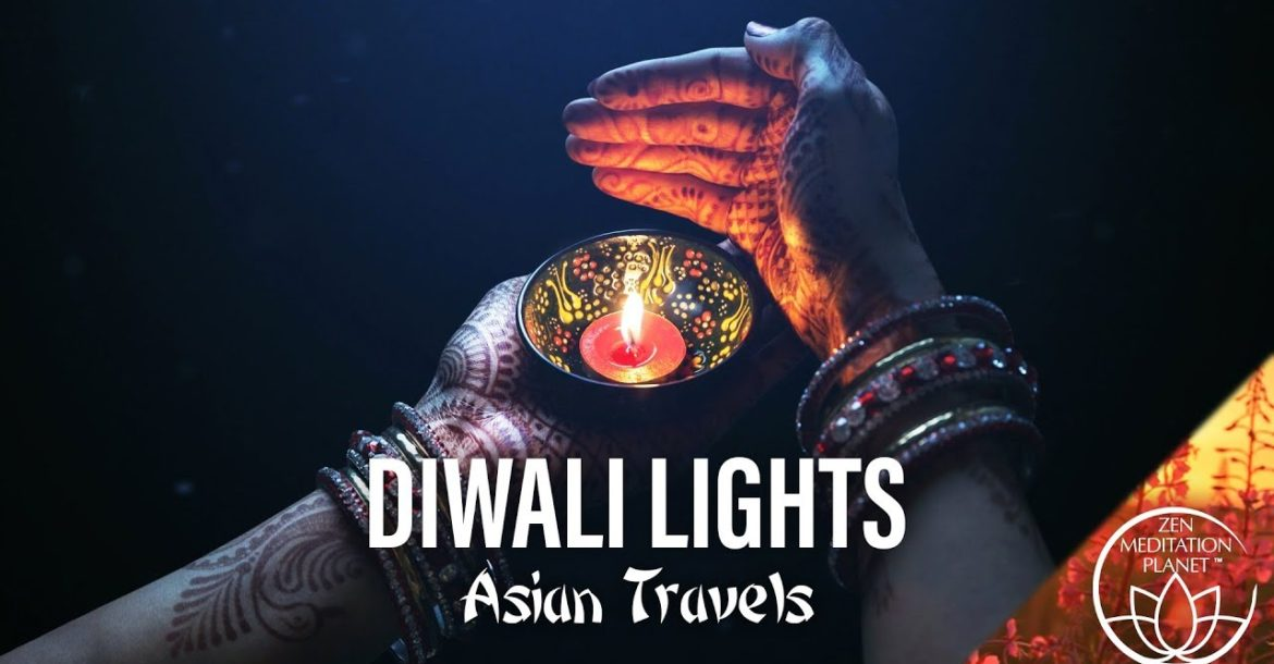 Diwali – Festival of Lights – New Hindu Meditation Music for Spiritual Victory
