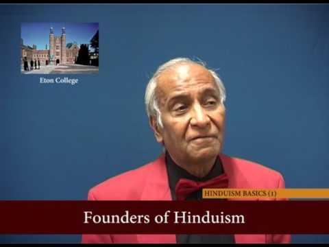 Founders of Hinduism | Hindu Academy | Jay Lakhani