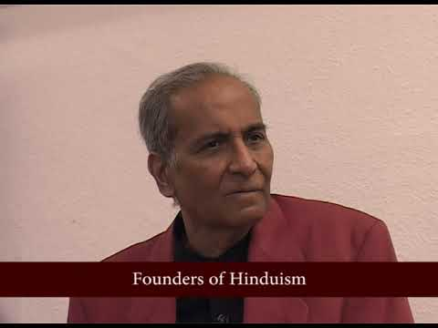 Founders of Hinduism | Jay Lakhani | Hindu Academy
