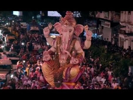 Ganesh's Birthday Celebration - Indian Ocean With Simon Reeve - BBC