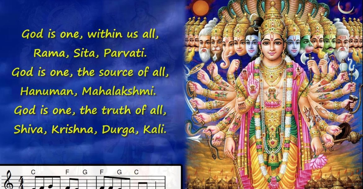 God is One - Song for Hindu Children