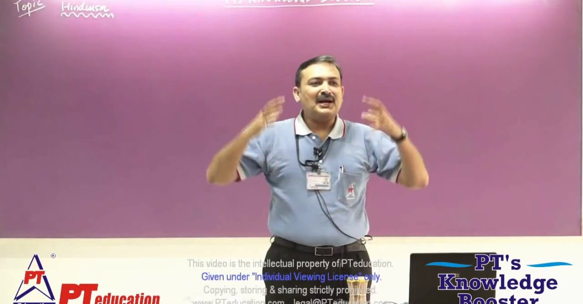 Hinduism   Full 4 5 hrs session   PT's Knowledge Booster series   by Sandeep Manudhane sir