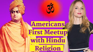 Hinduism in Western Countries | American People First Meetup with Hindu Religion