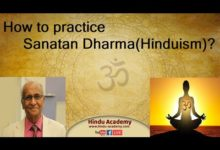 How to practice Sanatan Dharma (Hinduism)? Jay Lakhani | Hindu Academy|