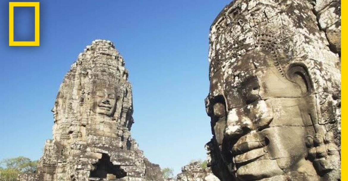 In Cambodia, a City of Towering Temples in the Forest | National Geographic