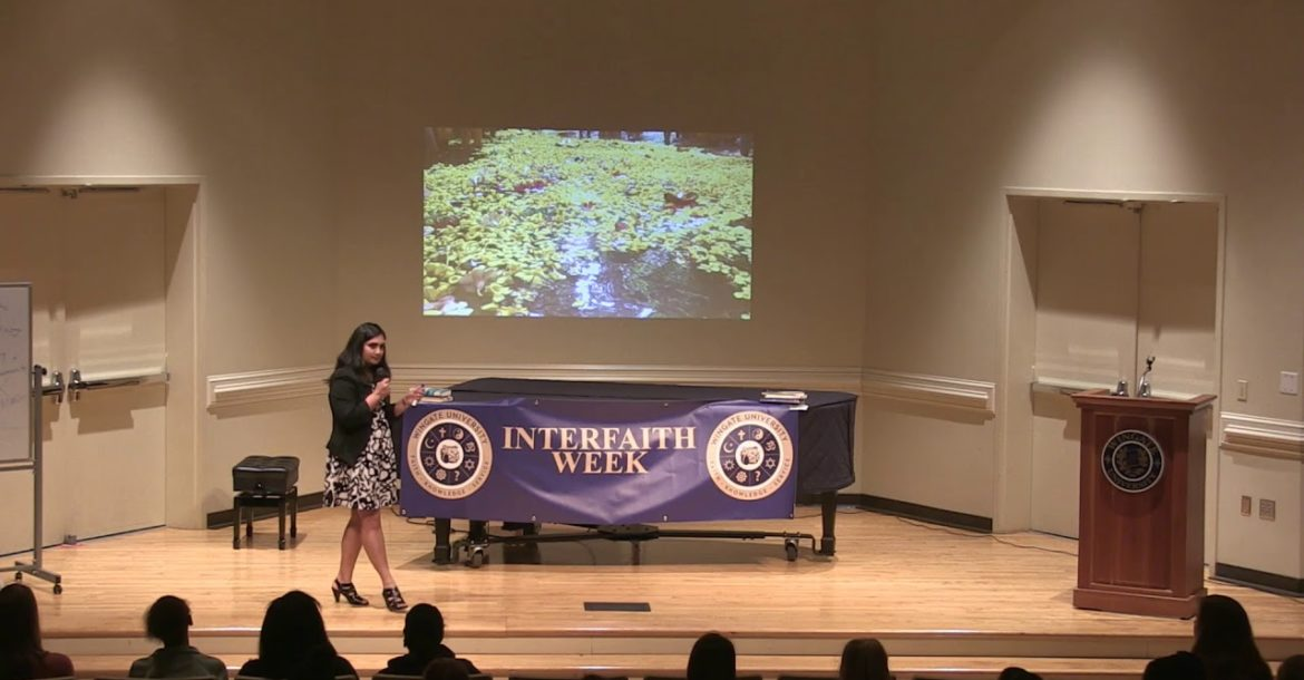 Introduction to Hinduism - Professor Prea Persaud - Interfaith Lyceum