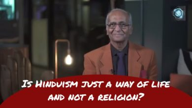 Is Hinduism just a way of life and not a religion?